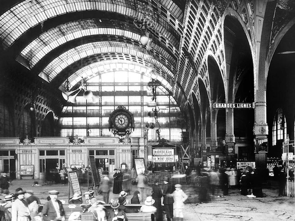 Liaison paris gare d 39 orsay paris invalides des histoires de trains le web des cheminots - Bureau de change paris 7 ...