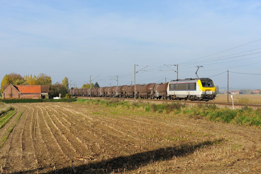 1325 Steenwreck 31-10-2015 train de kaolin 42874 Irvine-FN Rhodesie.jpg
