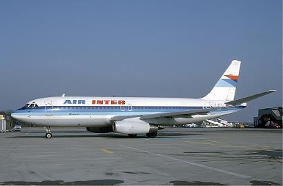 Air_Inter_Dassault_Mercure_at_Basle_-_February_1985.jpg