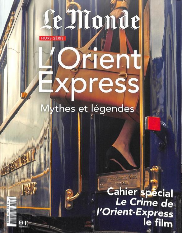 Le Monde - Hors série - l'Orient-Express .jpg