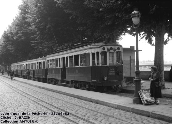 tramways de lyon et environs