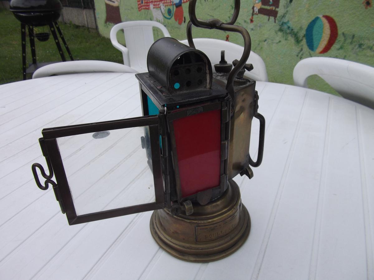 vends lampe carbure et trompette achats ventes echanges le web des cheminots. Black Bedroom Furniture Sets. Home Design Ideas